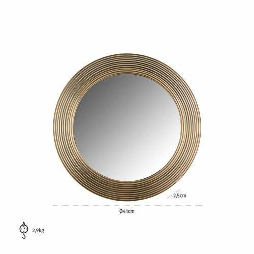 Miroir Montel round small Miroirs décoratifs - 3