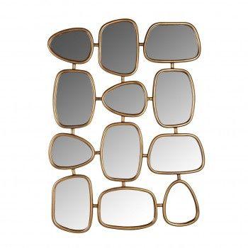 Miroir Jeff avec 12 miroirs