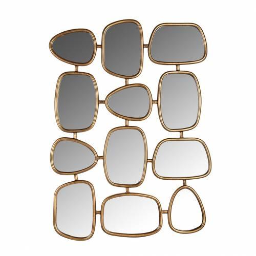 Miroir Jeff avec 12 miroirs Miroirs décoratifs - 29