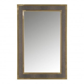 Miroir Bara avec de l'or Miroirs décoratifs - 14