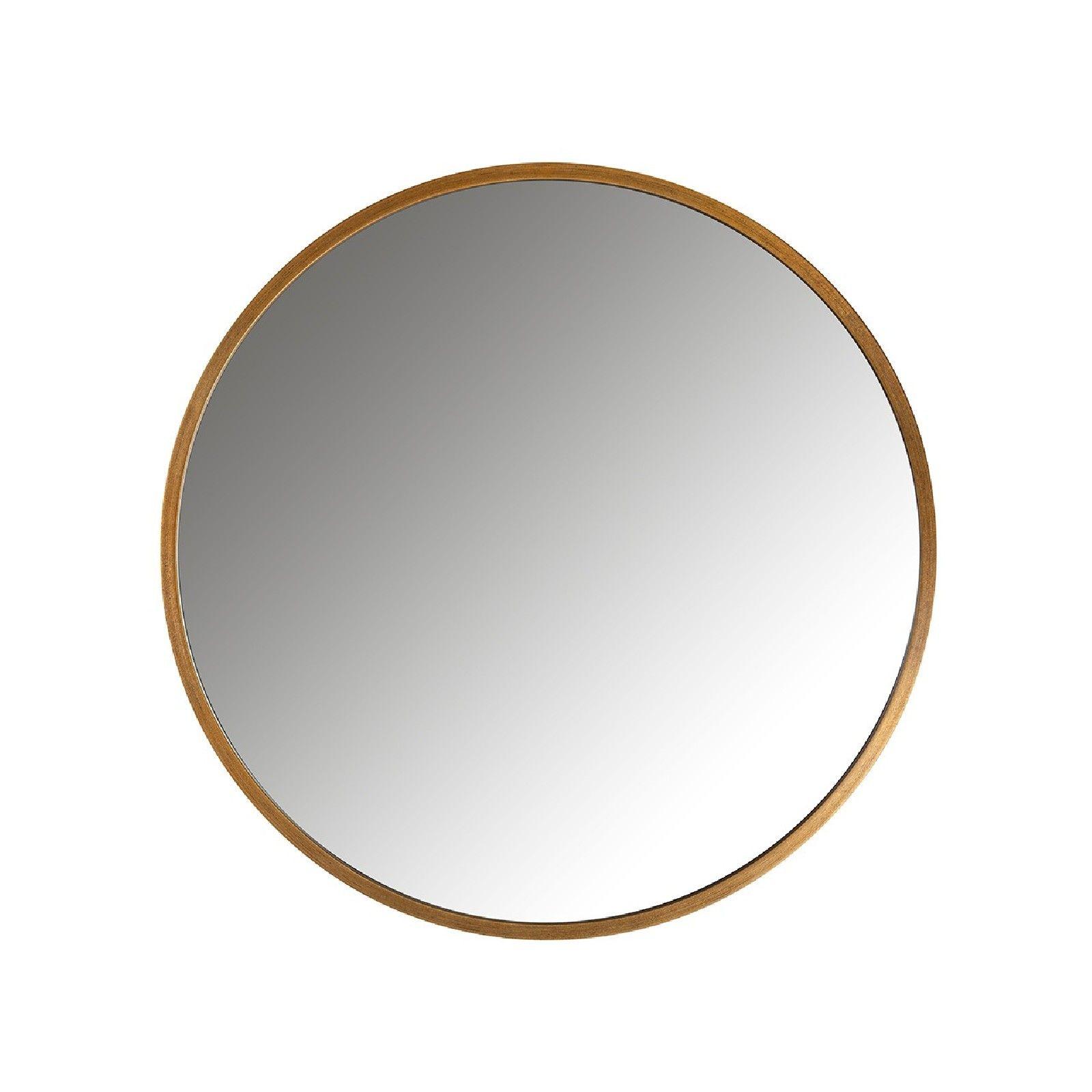 Miroir Maeron doré 70Ø Miroirs décoratifs - 19