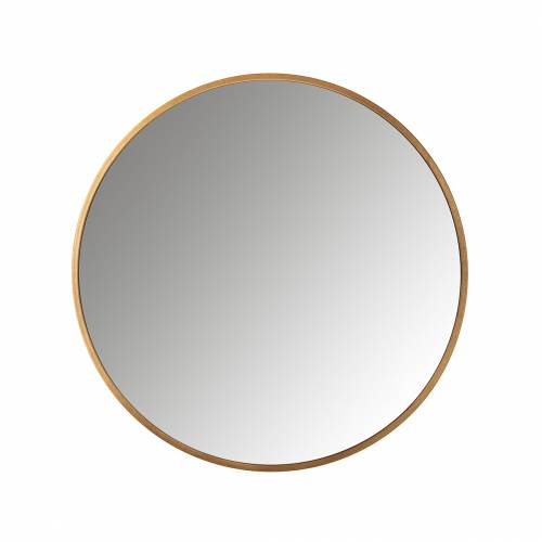 Miroir Maesa doré 90Ø Miroirs décoratifs - 4