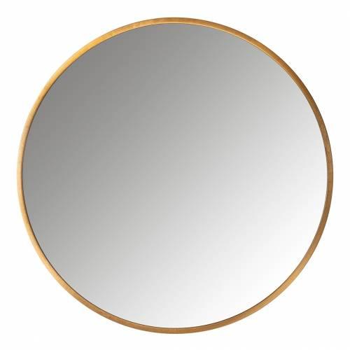 Miroir Maevy doré 110Ø Miroirs décoratifs - 10
