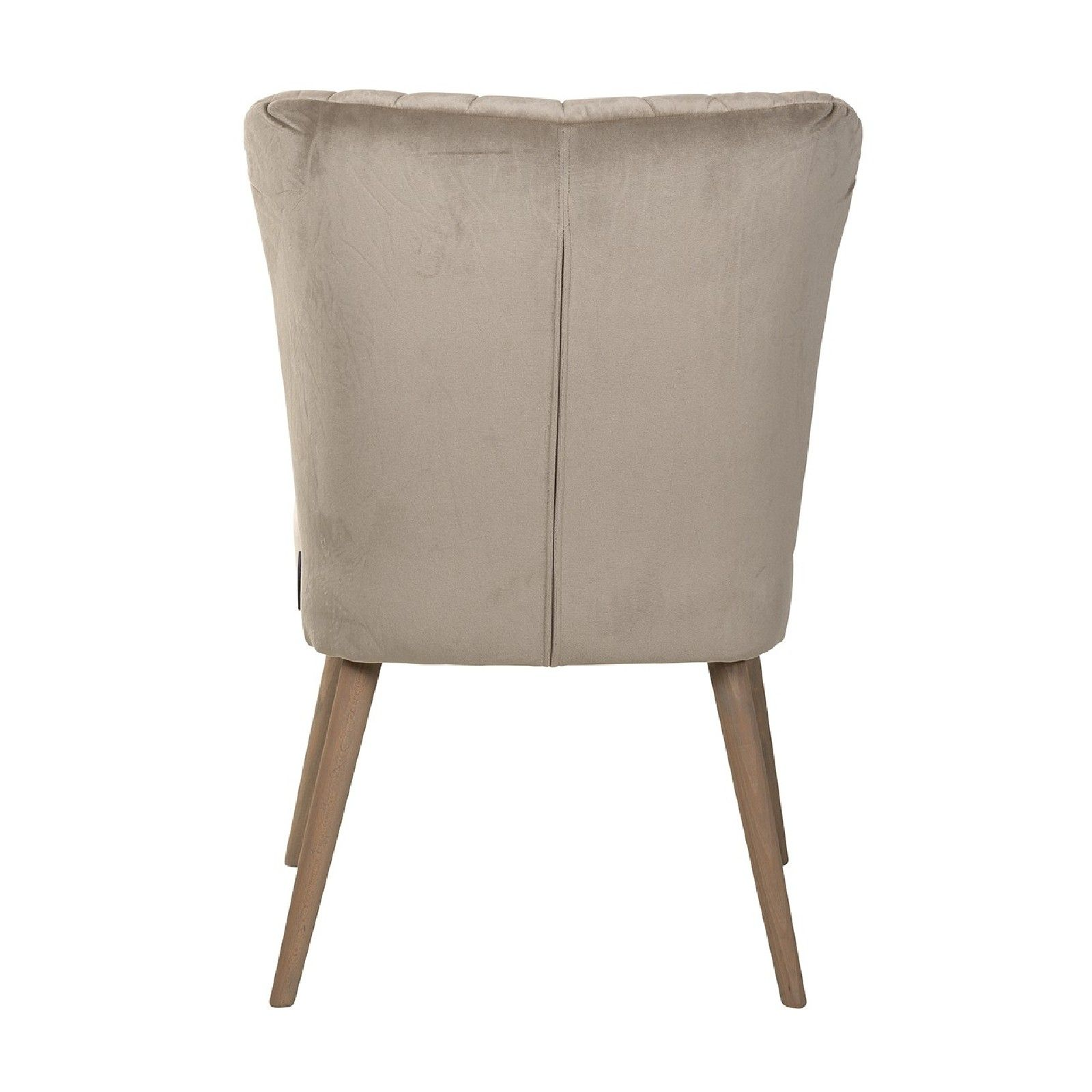 Chaise Daley avec passepoilPassepoil possible dans aune autre couleur Salle à manger - 272