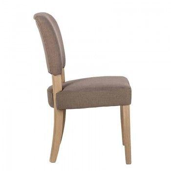 Chaise Roxy avec Bronze nails Salle à manger - 132