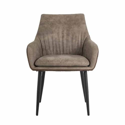 Chaise Chrissy PU leather Salle à manger - 119