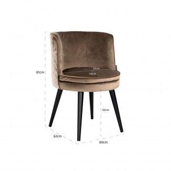 Chaise MorisDifferente couleur possible interieur et exterieur Salle à manger - 61