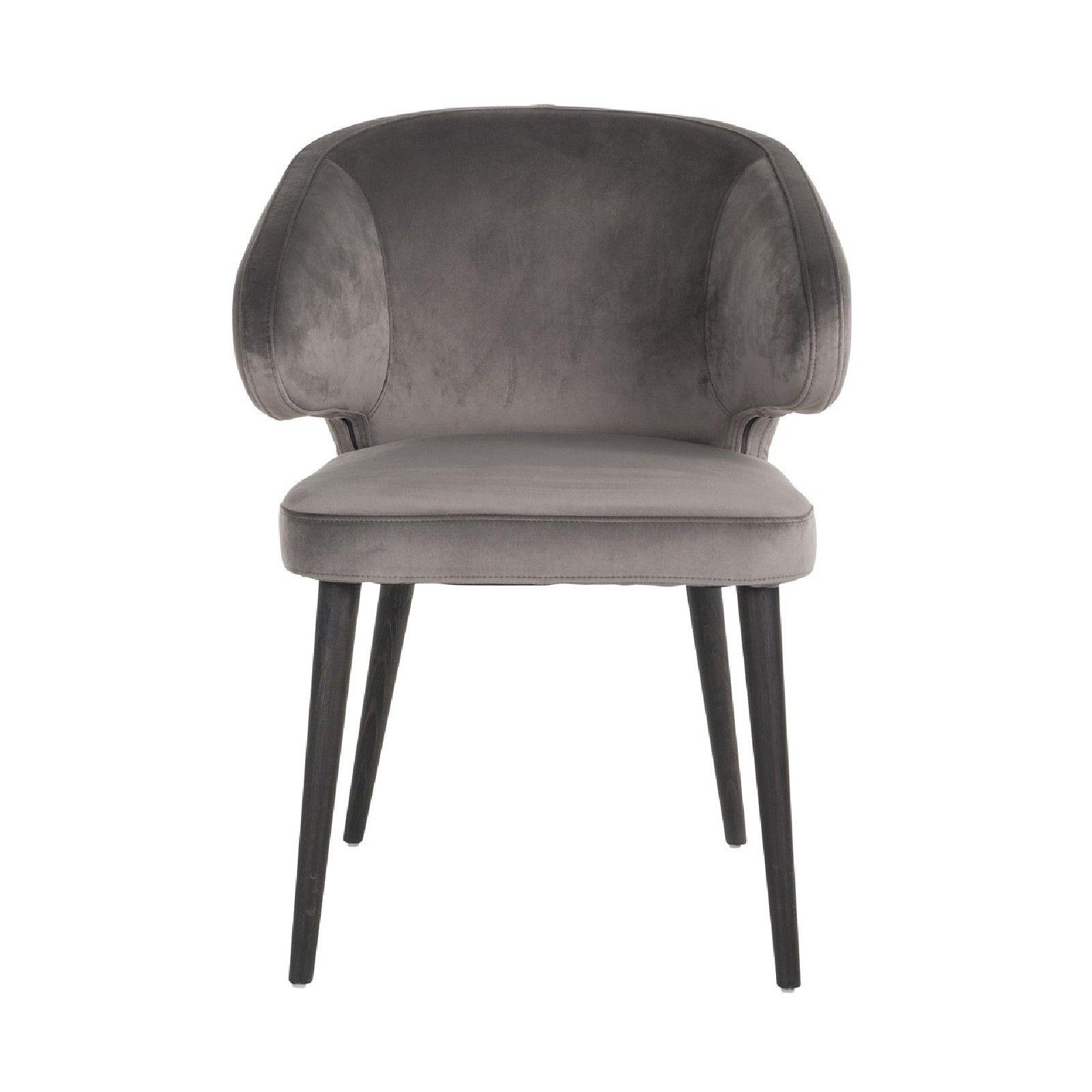 Chaise Indigo Stone velvet Salle à manger - 314