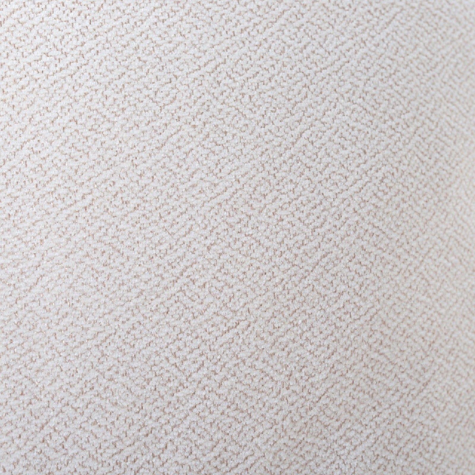 Canapé Darwin 3-places avec 6 coussins White/Gold Meuble Déco Tendance - 375