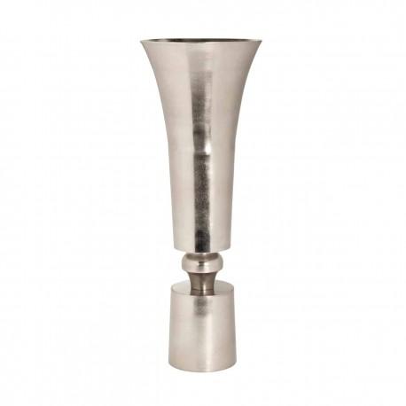 Vase Flynn aluminium champagne gold