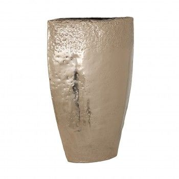 Vase Boley champagne gold...