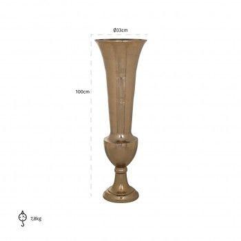 Vase Dionne gold Vases - 118