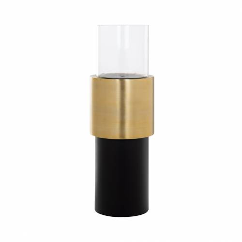 Hurricane Osmin black/gold small Bougeoirs et photophores - 70
