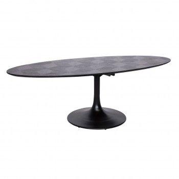 Table à dîner Blax ovale...