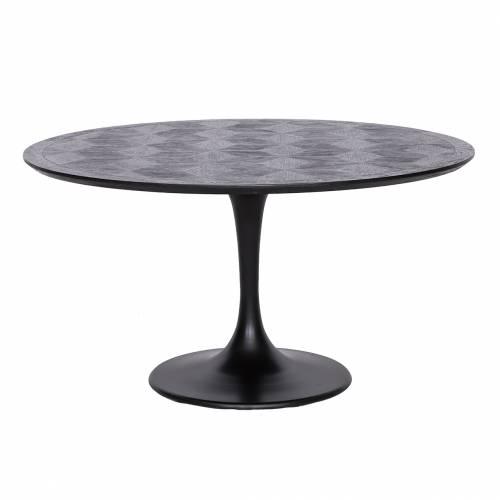 Table à dîner Blax ronde Ø140 Meuble Déco Tendance - 143