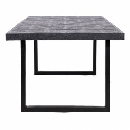 Table à dîner Blax 230x100 Meuble Déco Tendance - 144