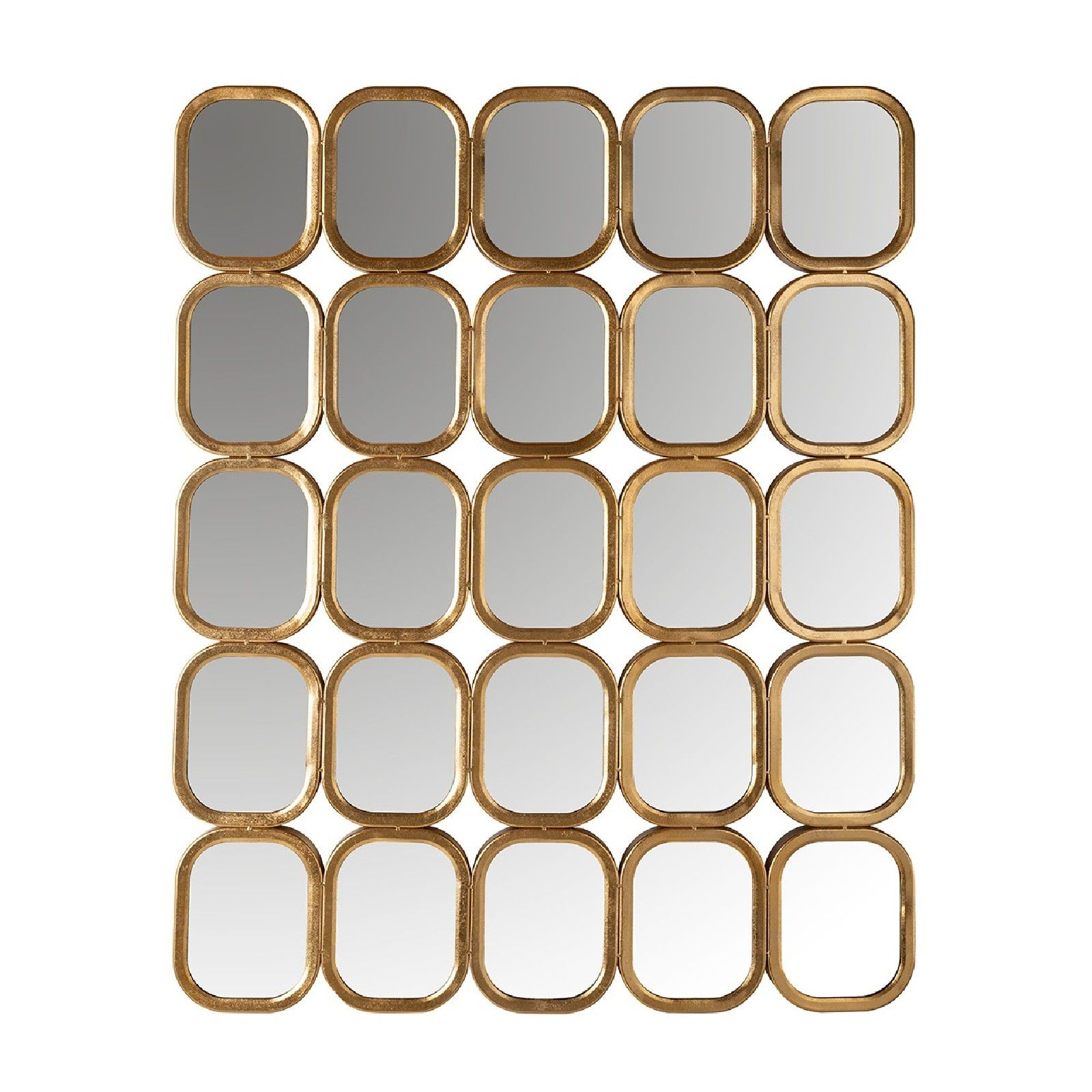 Miroir Marila avec 25 miroirs Miroirs décoratifs - 13