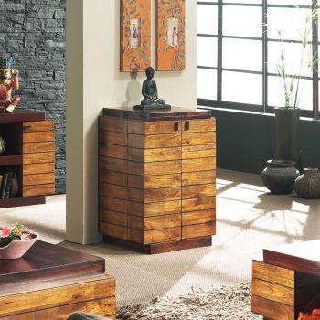 Bar pliant en bois massif haut de gamme
