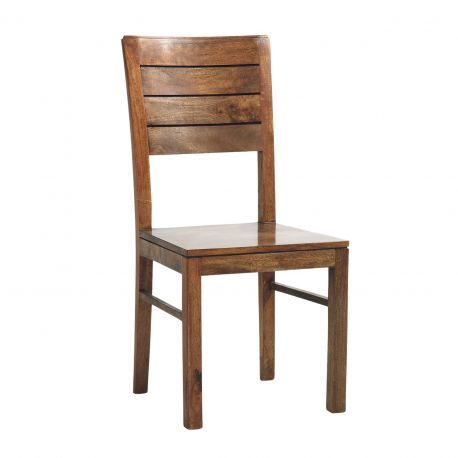 Chaise bois massif   Manguier Herods