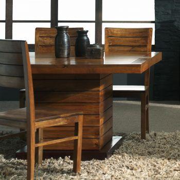 Chaise bois massif de qualité