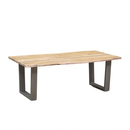 Table basse rectangulaire bois | Acacia Forest