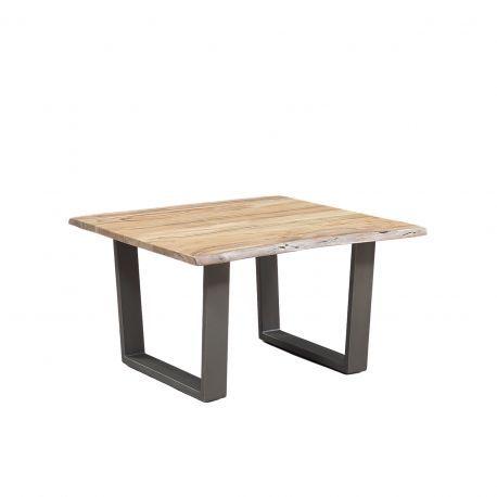 Table basse carrée bois  | Acacia Forest