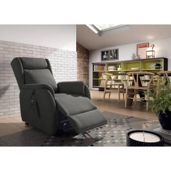 Fauteuil relax éléctrique Ronda Canapé Confort Luxe - 130