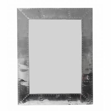 Mirroir DC3 rectangulaire plat