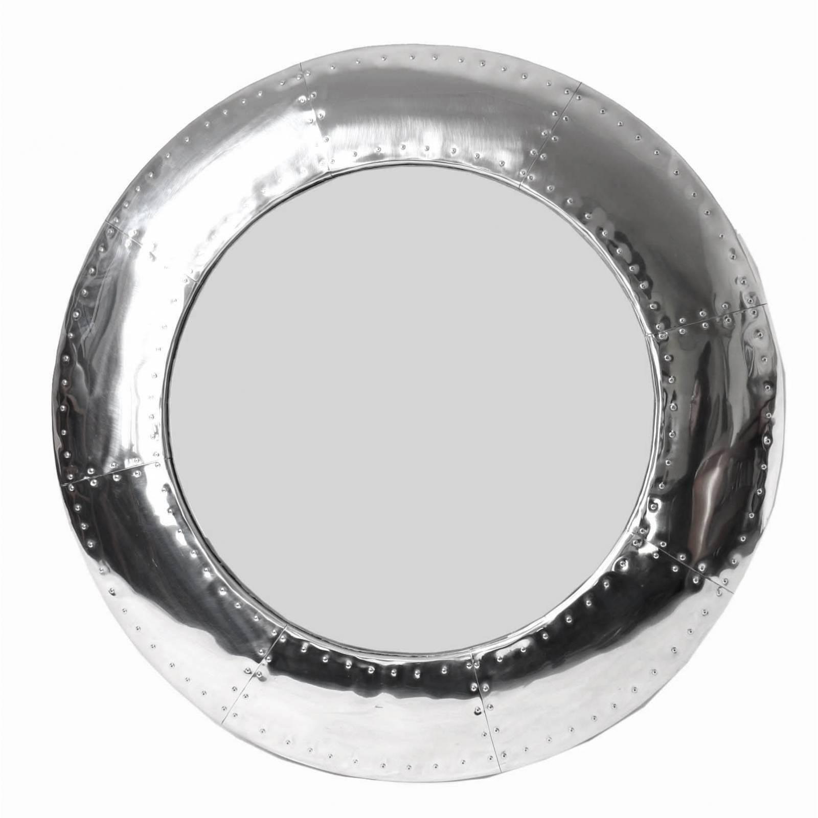 Mirroir DC3 rond bombé, petit Miroirs muraux - 1