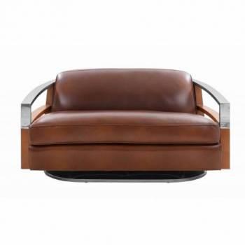 Canapé MADISON, cuir vintage Mobilier Club Vintage - 17