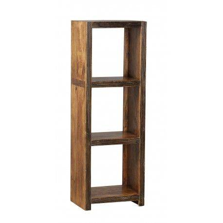 ETAGERE 3 CASES FLORENCE II H 145 CM