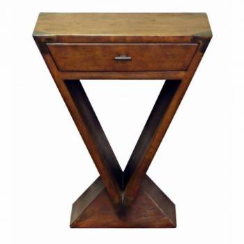 Table d'appoint FLORENGE Mobilier Club Vintage - 9