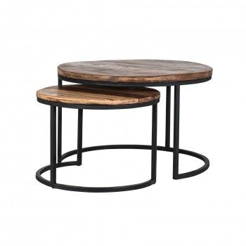 Table de salon Brooke set of 2