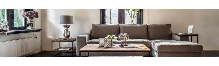 Raffles Collection mobilier haut de gamme - Bois et Chiffons