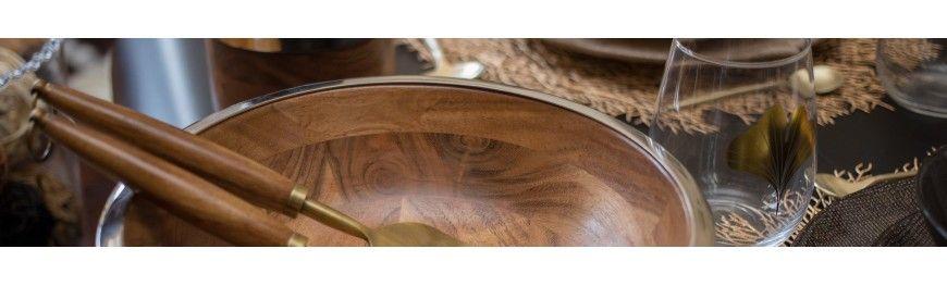 Aulica collection meubles ethnique chic bois et chiffons - Meubles bois et chiffons ...