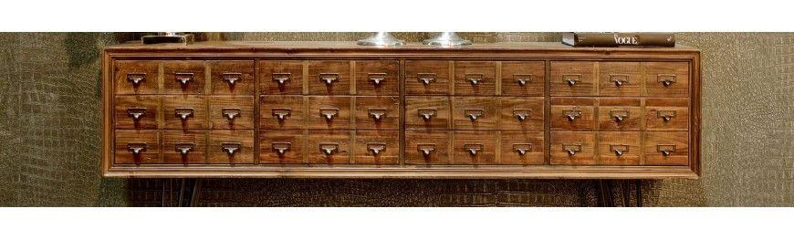 Armoires et meubles de rangement ethnique chic - Bois et Chiffons