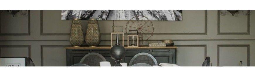 Manoir Collection mobilier haut de gamme - Bois et Chiffons