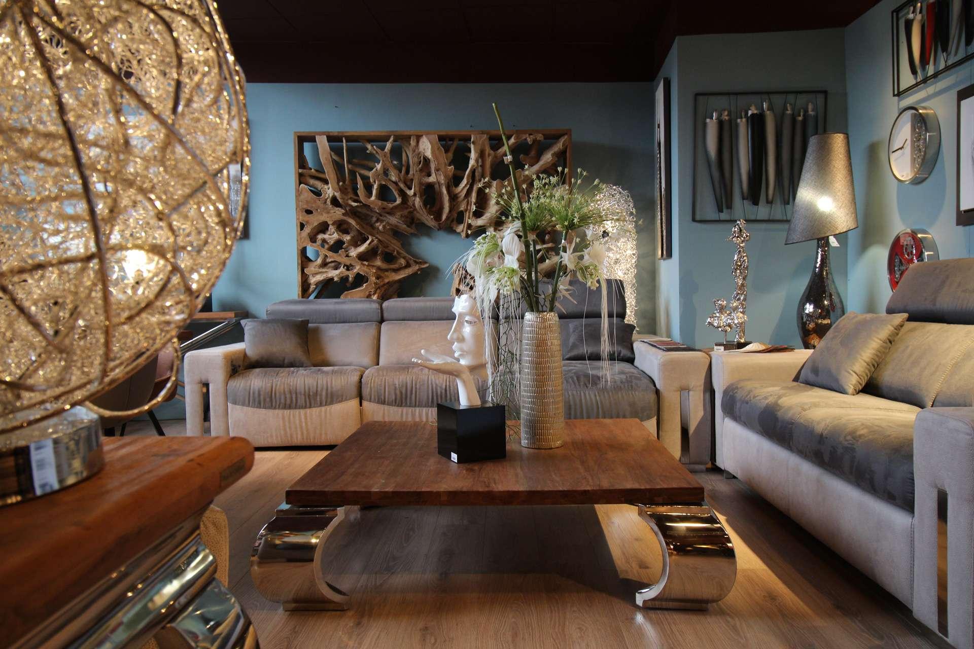 Salon design et haut de gamme